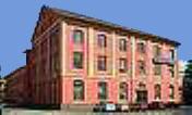 Künftiger Campus-Standort: Die Schaeuffelen'sche Papierfabrik gegenüber dem Bollwerksturm